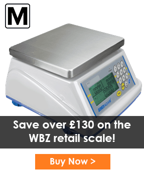 Prices slashed on the WBZ washdown scale.  Save 59%.  Buy Now