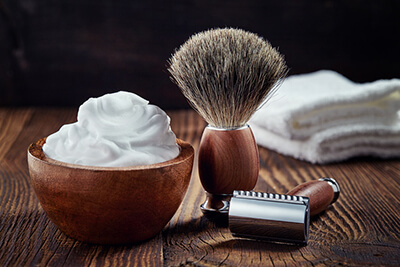 Shaving Cream & Accessories