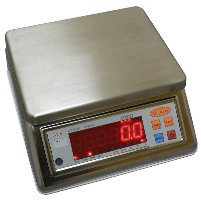 Inscale IWS Waterproof Weighing Scale