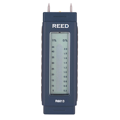 Reed R6013 Wood Moisture Meter for Logs