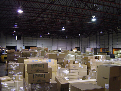 Stock Control in Warehouse
