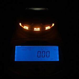PMB Heating Samples in the Dark