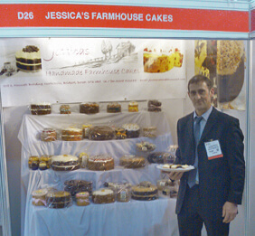 Jessica's Farmhouse Cakes Stand