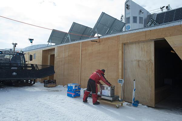 Princess Elizabeth Station, Antarctica