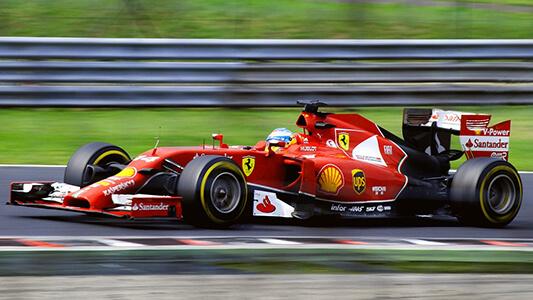 Ferrari in Formula1