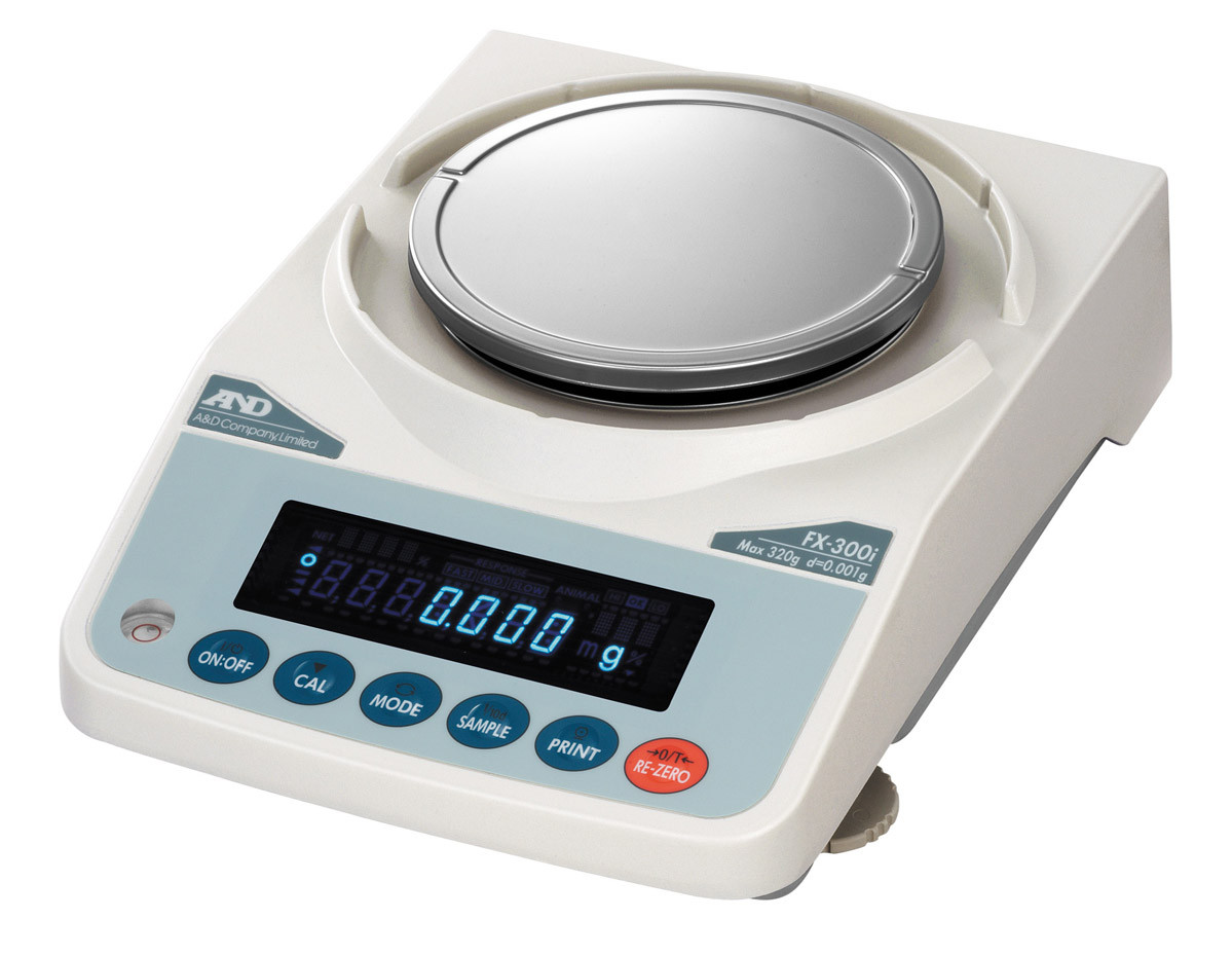 Inscale Now Offering Scales and Balances from A&D Weighing