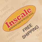 Free Delivery on Inscale Weighing Scales - January 2018