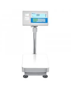 BCT 16 Advanced Label Printing Scale Front View