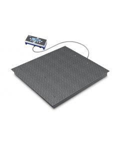 BID EC Type Approved Floor Platform Scale