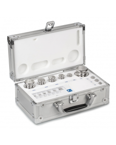 E1 Class Calibration Test Weight Milligram/Gram Box Sets ALU