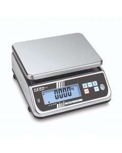 Kern FXN Stainless Steel IP68 Bench Scale