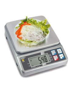 Kern FOB Stainless Steel Scale | Inscale UK