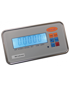 IWI Stainless Steel Weight Indicator | Inscale UK