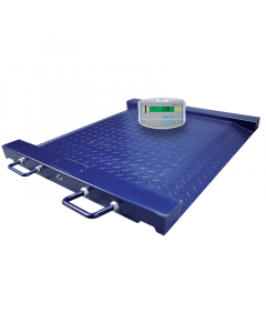 PTM Platform Floor Scale with Indicator | Inscale UK