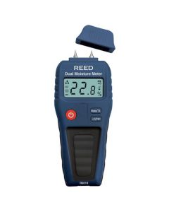 Reed R6018 Pin/Pinless Moisture Meter | Inscale UK