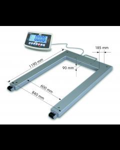UFB Kern Pallet Scale