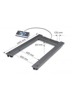 UIB Pallet Floor Platform Scale