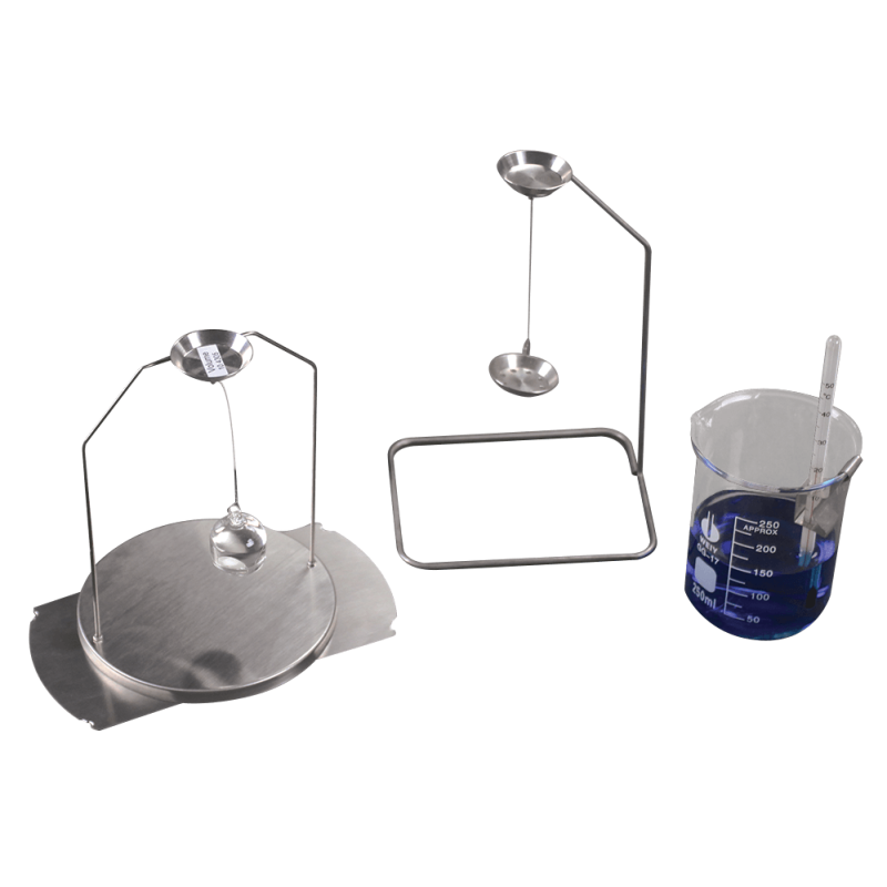 1060012714 Density determination kit 120mm and 160mm pan