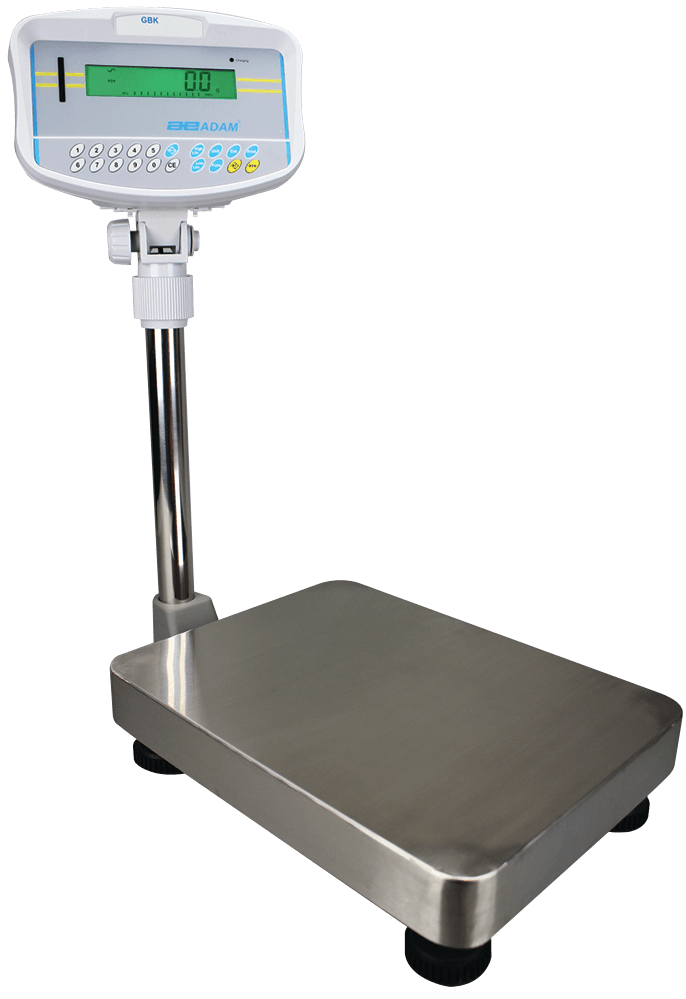 GBK Mplus Approved Bench/Floor Checkweighing Scales