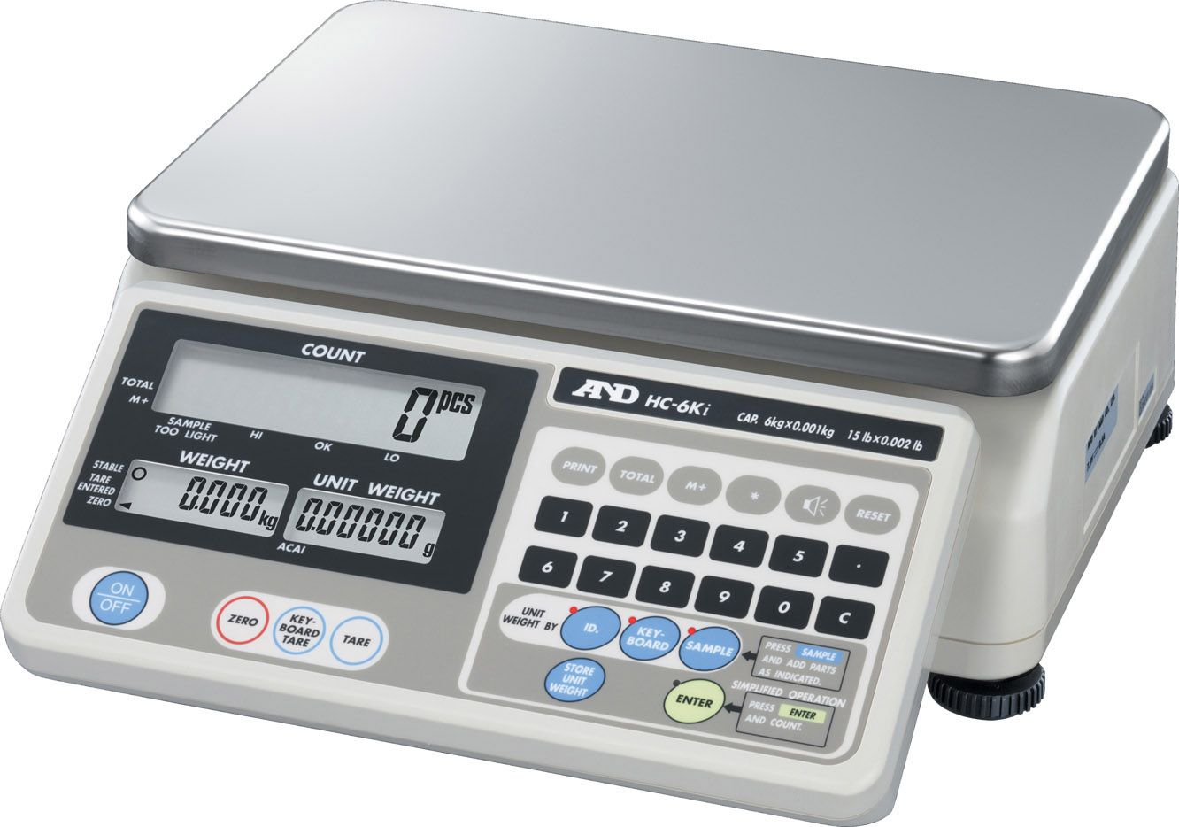 A&D HC-i Series Counting Scales