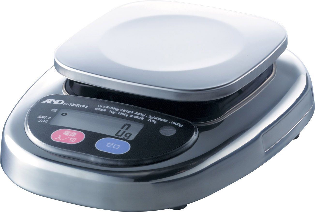 A&D HL-WP Waterproof Compact Scales