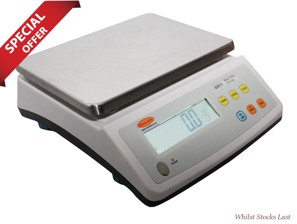 Inscale IBW Portable Bench Scale