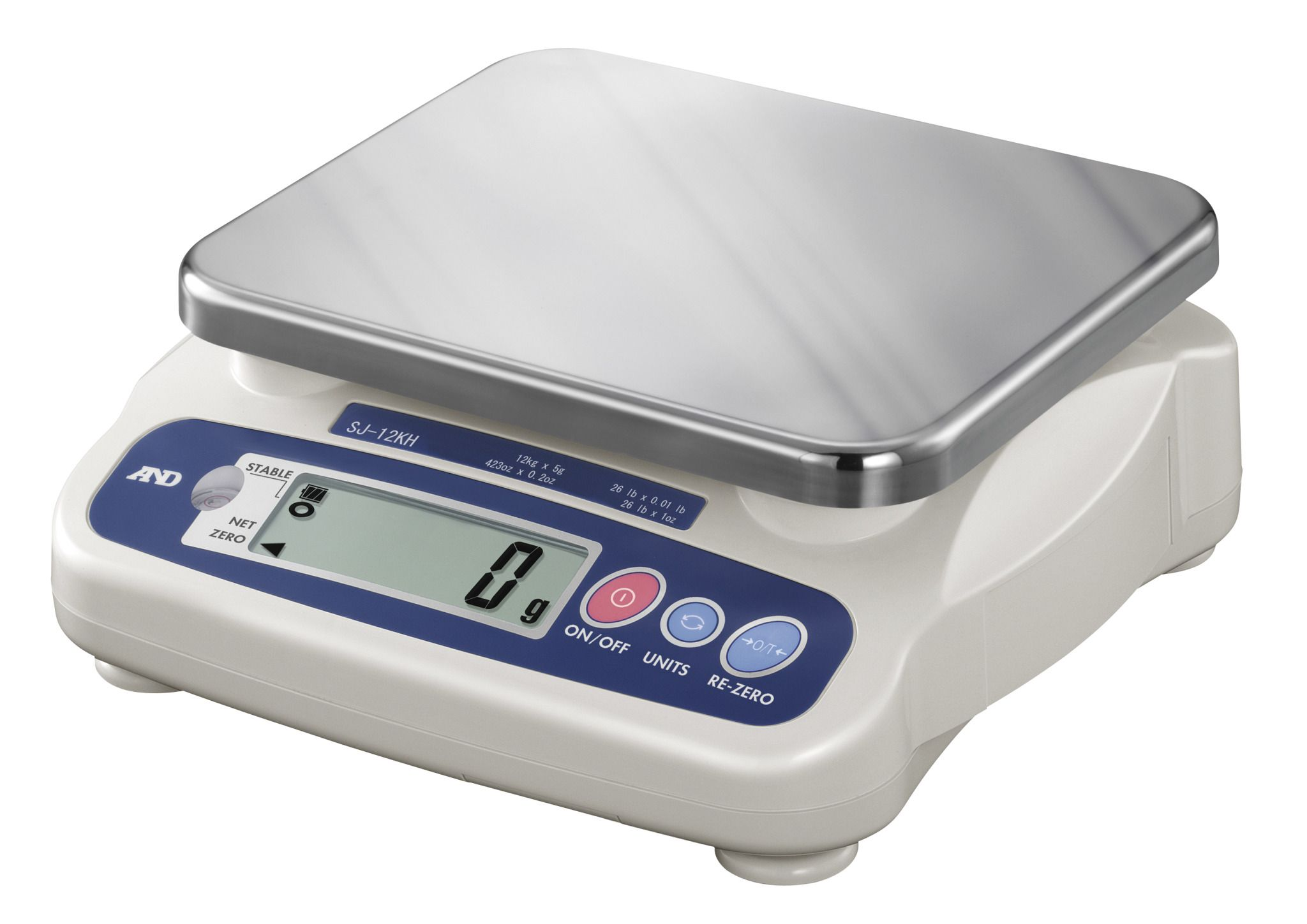 A&D SJ-EC Trade Approved Compact Scales