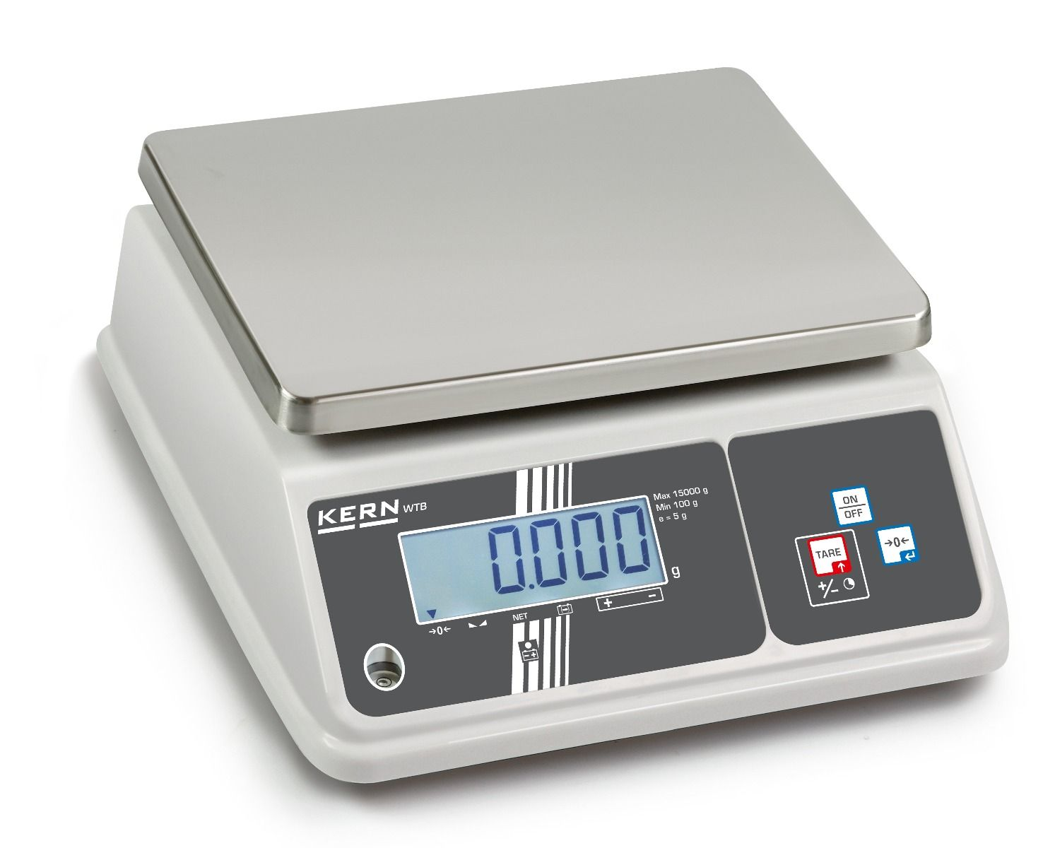 Kern WTB-N Approved Bench Scale