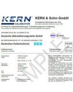 Dakks Calibration Certificate