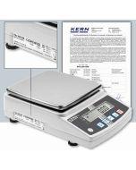 950-128 EU Verification on Class III balances between 5kg and 50kg