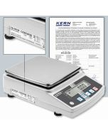 950-129 EU Verification on Class II and III for balances between 50kg and 350kg